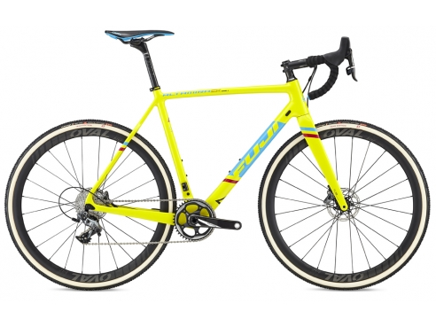 FUJI ALTAMIRA CX 1.1 2018 SRAM FORCE 1X11